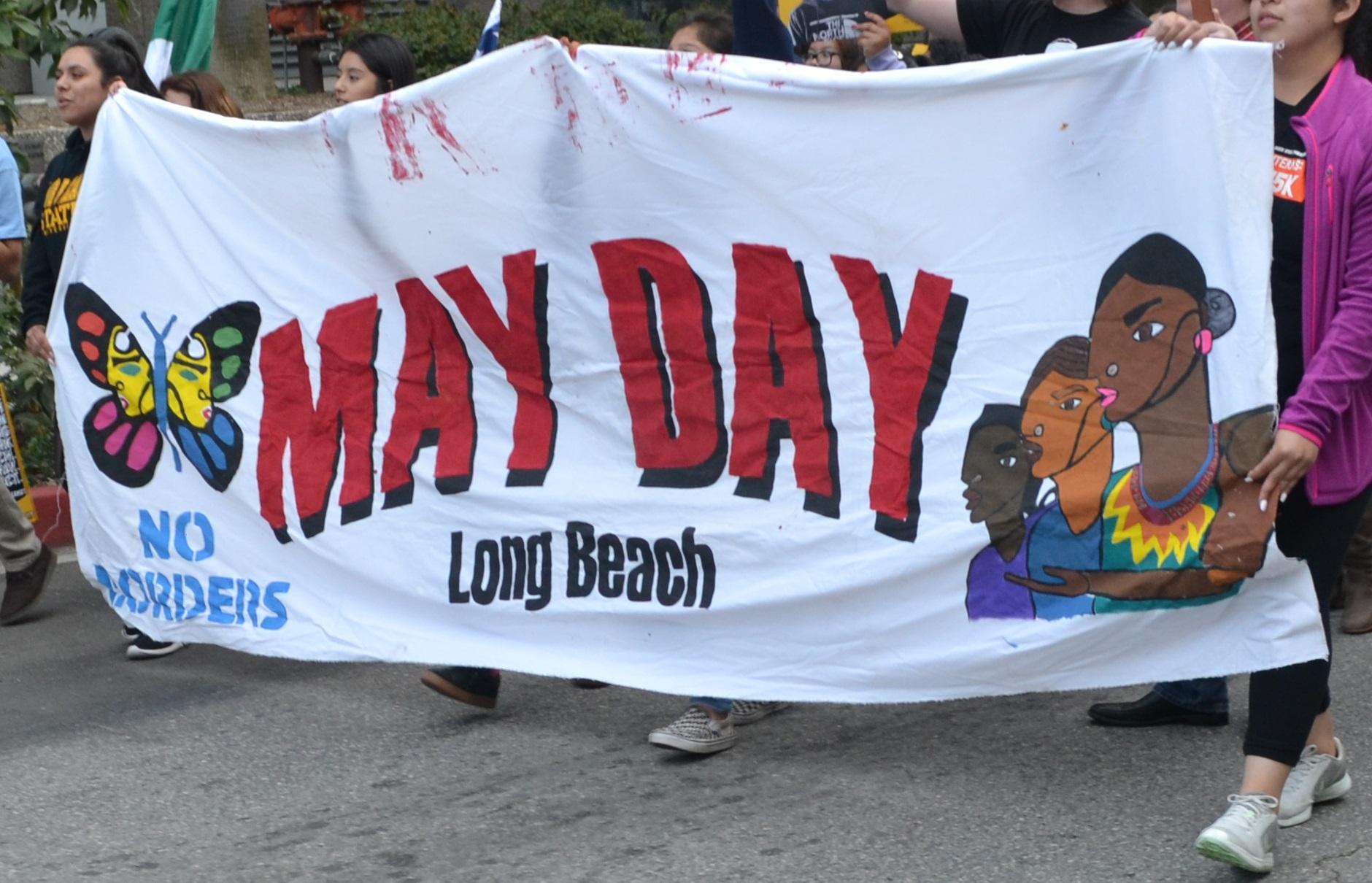 May Day 2018